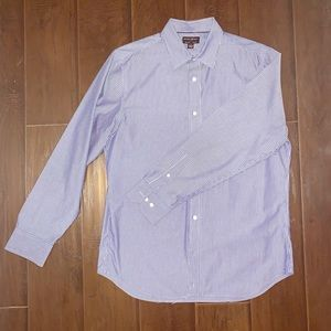 Banana Republic Men's Button Down Stripe Shirt